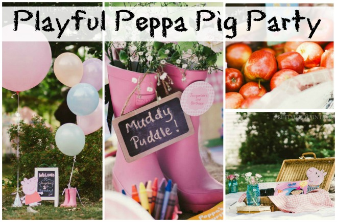 Playful Peppa Pig Party