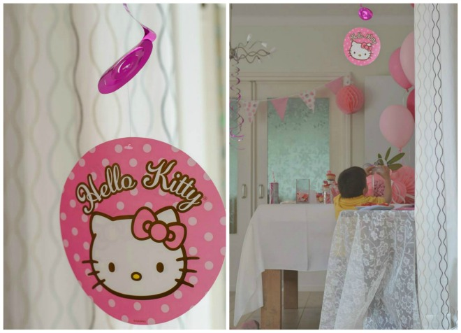 Hello Kitty Party Decoration