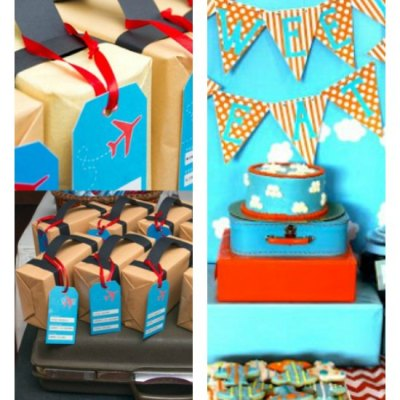 5 Awesome Airplane Party Ideas That Will Have Your Party Soaring