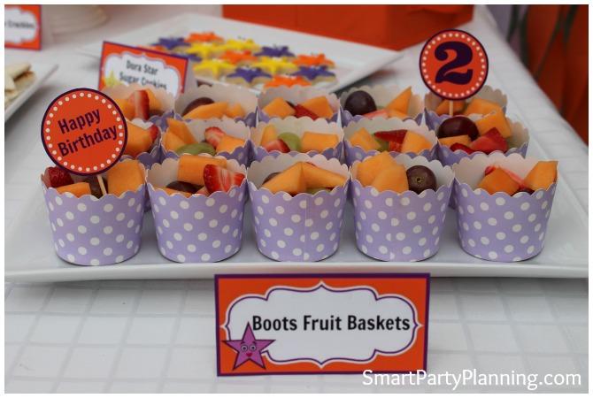 Boots Fruit Baskets