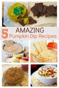 5 Amazing Pumpkin Dip Recipes