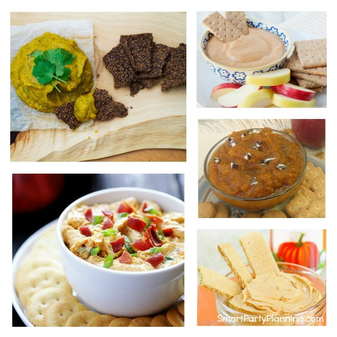 Amazing pumpkin dip recipes
