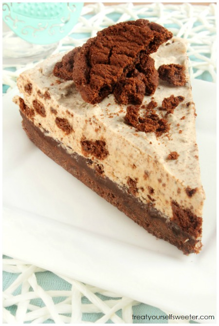 Triple Choc Cookies n Cream Ice Cream Cake
