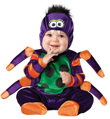 Infant Spider Costumes
