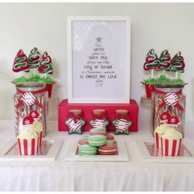 Super Easy Kids Christmas Party