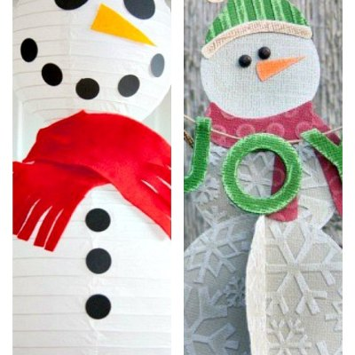 The Best Easy Snowman Craft Ideas For Kids