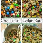 Easy Chocolate Cookie Bars
