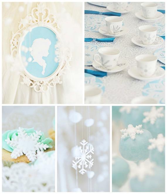 Frozen Tea Party