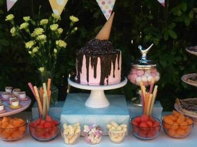 Art & Ice Cream Party