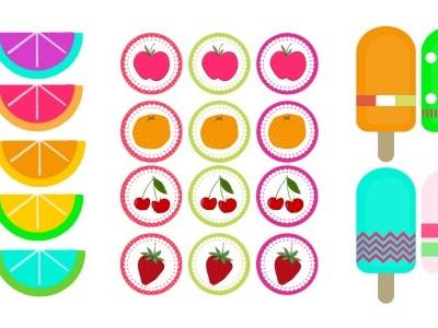 Summer Party Mini Kit – Free Printable