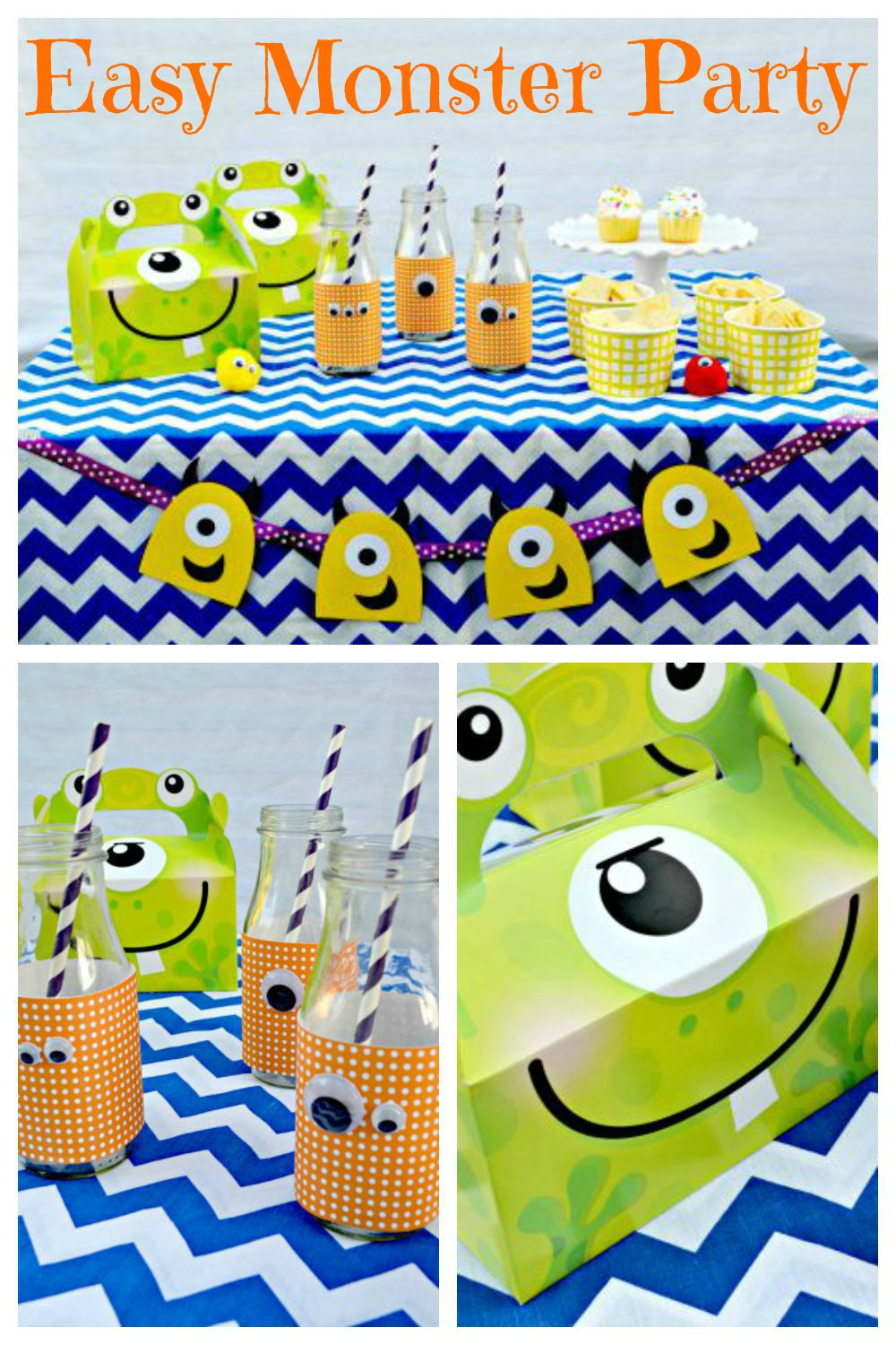 Easy Monster Party