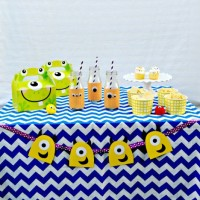 Monster Party Table