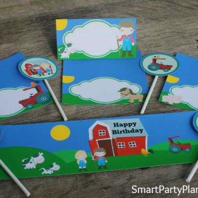 Adorable Barnyard Printables