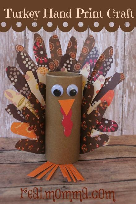 turkey-hand-print-craft