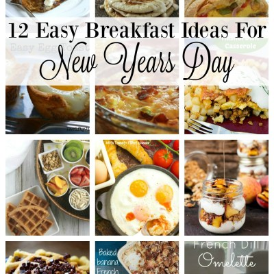 12 Easy Breakfast Recipes For New Years Day