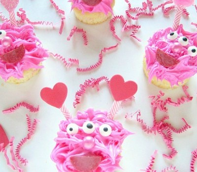 How To Easily Make Love Monster Cupcakes