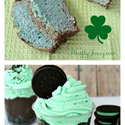 11 Green Food Ideas For St Patrick's Day