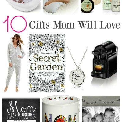 Gifts Mom Will Love For Mother's Day