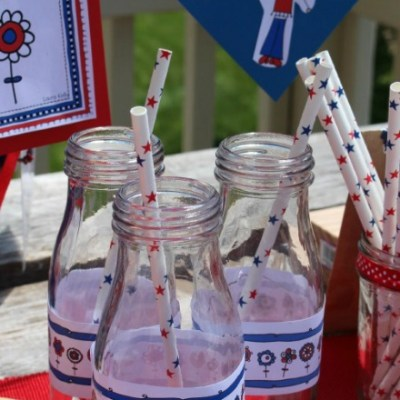 Easy Patriotic Decorations For Kids That They Will Love