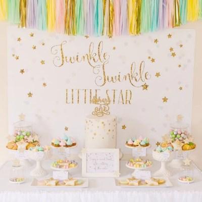 Dreamy Twinkle Twinkle Little Star Party