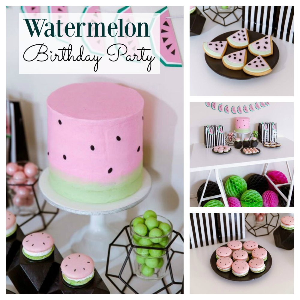 Watermelon Party