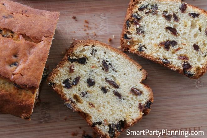 Delicious Fruit Loaf Recipe
