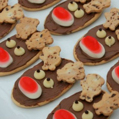How To Make Reindeer Cookies The Easy Way