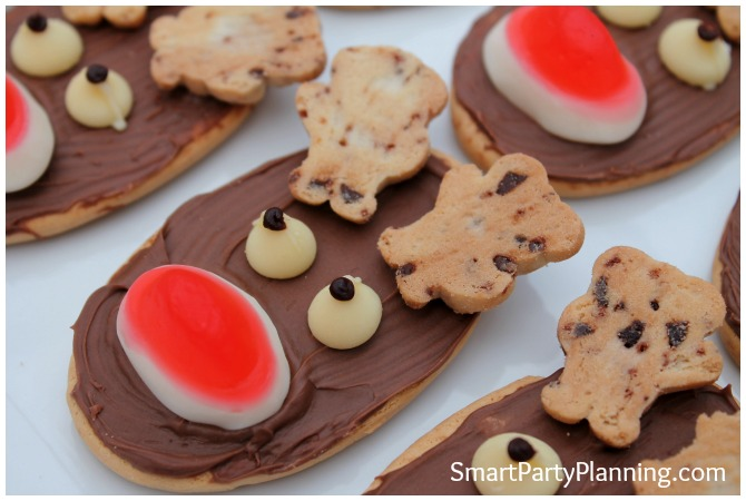 Reindeer Cookie