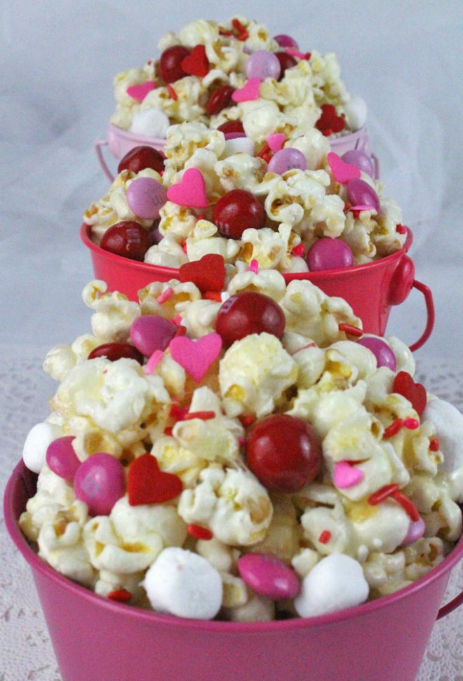 Valentineu0027s Day Popcorn