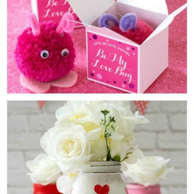 11 Of The Best Valentine Craft Ideas On Pinterest