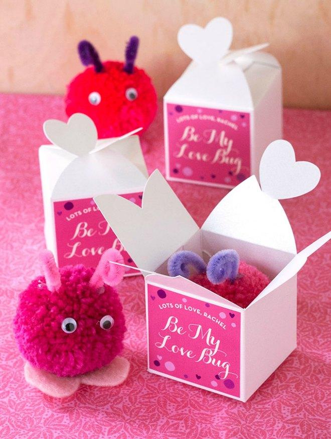 Pom Pom Love Bugs