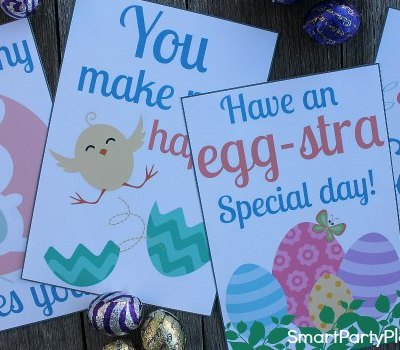 Super Cute Free Easter Lunch Box Notes For The Kids