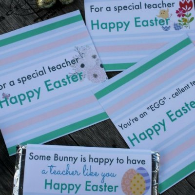 Easy Easter Teacher Gift Kids Will Actually Want To Give