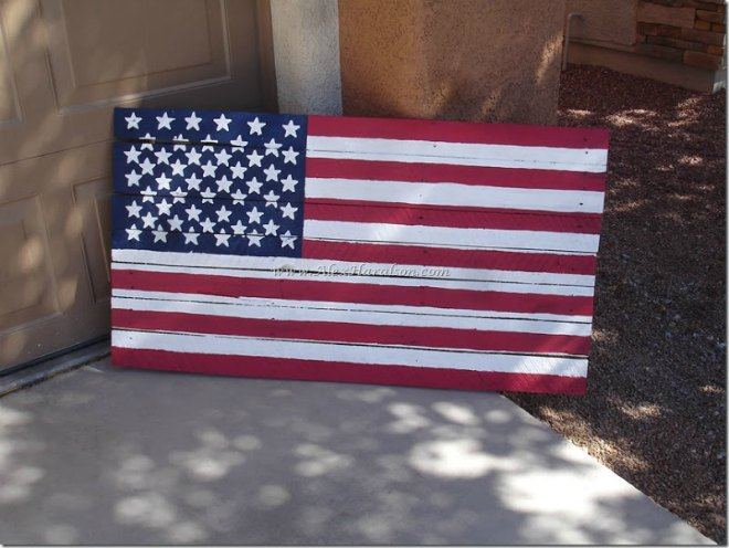 How to make 19 cheap and easy patriotic decorations for American flag decoration ideas