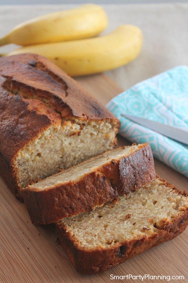 Delicious Banana Bread Recipe