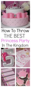How to throw the best princess party in the kingdom