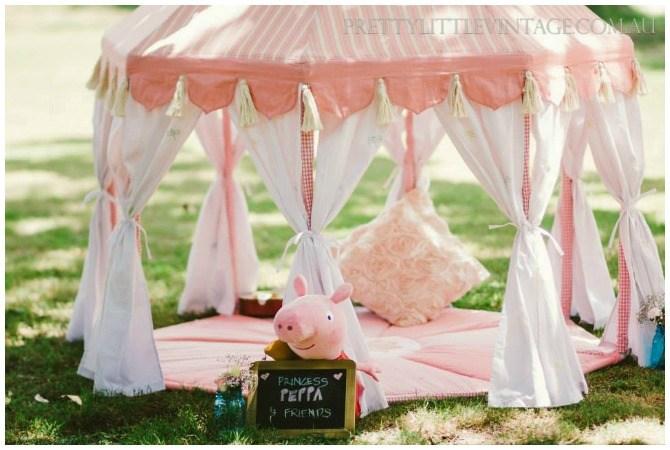 Peppa Pig Tent