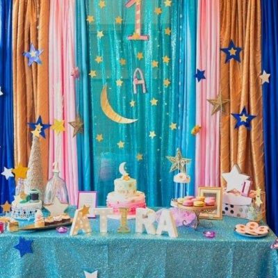 Celebrate in Style with a Twinkle Twinkle Little Star Birthday Party