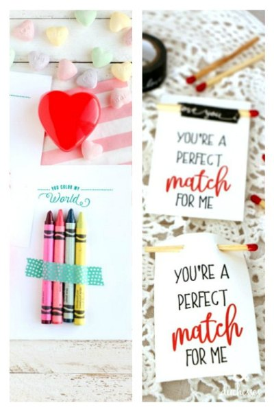 Free Valentines printables featured