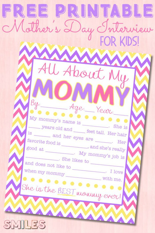 All About Mommy Interview