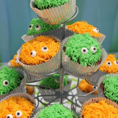 How To Easily Make The Most Adorable Monster Cupcakes