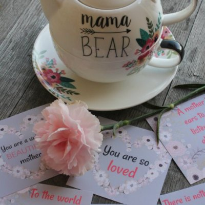 Powerful Printable Love Affirmations That Will Mean The World To Mom