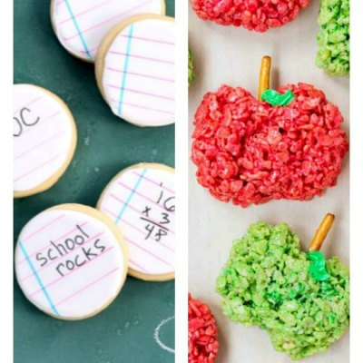 13 of The Best Easy Back To School Party Ideas
