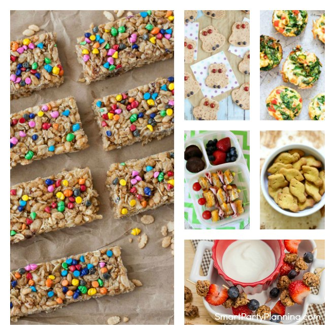 Lunch box treats kids will want to eat
