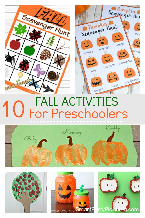 picture about Fall Printable Activities named 10 of The Perfect Drop Routines For Preschoolers They Will Love