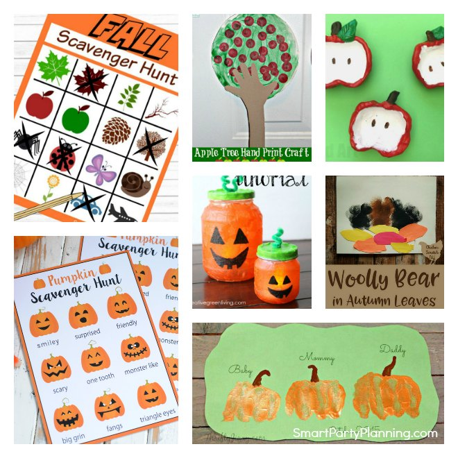 10 Fun Fall Activities For Preschoolers