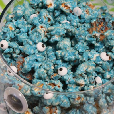 How To Make Easy Monster Popcorn That Everyone Will Love