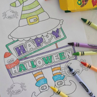 The Best Free Halloween Coloring Pages For Kids