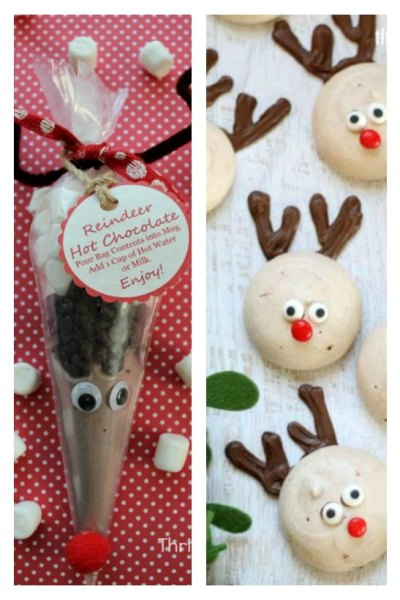 19 Easy and adorable reindeer treats