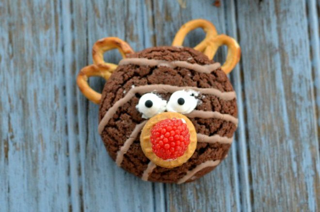Rudolf Cookie